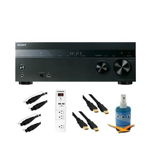 Sony Strdh750 Audio And Video Component Receivers
