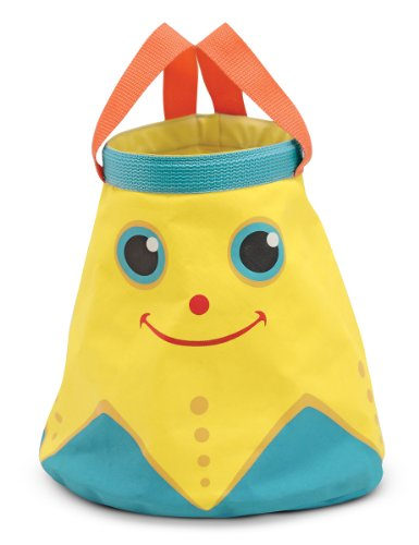 Melissa & Doug Cinco Starfish Collapsible Bucket - 1