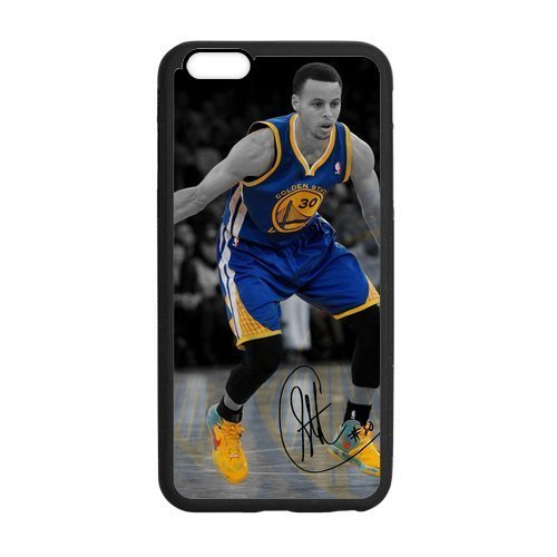 Stephen Curry, Customized Back Cover Case TPU For iphone 6, Wholesale iphone 6 Cases, 4.7 inch