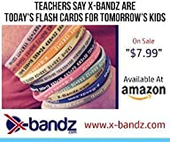 X-Bandz set of 1 – 12 multiplication…