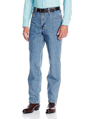 Cinch Men'S Green Label Original Rise Relaxed Fit Boot Cut Jean, Medium Stonewash, 40X40