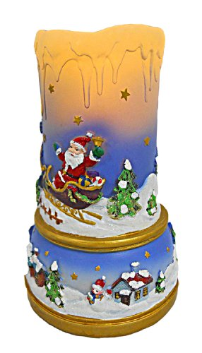 Christmas Flameless LED Candles
