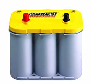 Optima 8012-021-FFP YellowTop Group 34 Deep Cycle Battery