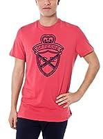 Ferre Camiseta Manga Corta (Rojo)