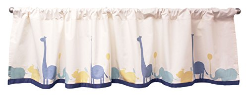 Petit Tresor Happy Animals Window Valance - 1
