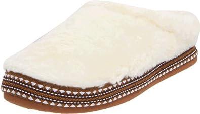 Woolrich Women's Whitecap Clog Slipper,Creampuff,8 M US