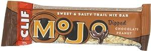 Clif Mojo Bar, Chocolate Peanut, 1.6 Ounce Bars, 12 Count