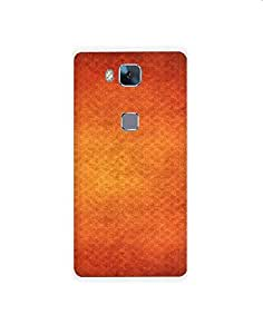 Huawei Honor 5X ht003 (124) Mobile Case from Mott2 - Brown Color Pattern (Limited Time Offers,Please Check the Details Below)