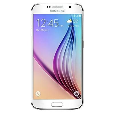 Amazon.com: Samsung Galaxy S6, White Pearl 128GB (Sprint)