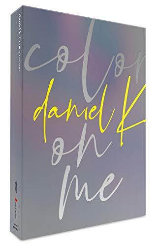 CD : DANIEL KANG - Color On Me (Photobook, Photocard, Sticke