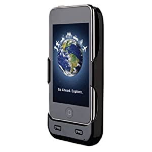 Dual XGps251 Portable Gps And Battery Cradle For Ipod Touch