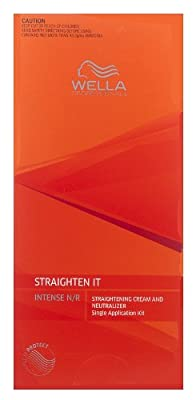 Wella Wellastrate Straight Hair Cream # Intense