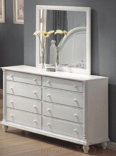 Kayla Bedroom Dresser by Coaster Furniture