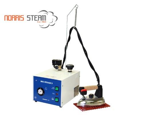 Norris Steam Professional Steam Generator Iron, 3 Litre Capacity