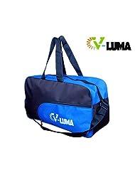 V-Luma Travel Bag Blue & Black VLMW0190