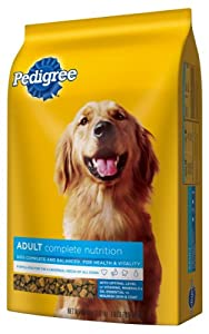 Pedigree Pedigree Adult Complete Nutrition Dry Dog Food, 7-Pound