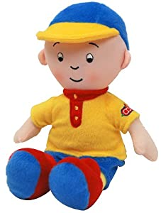 "Caillou 12"" Plush by Caillou"