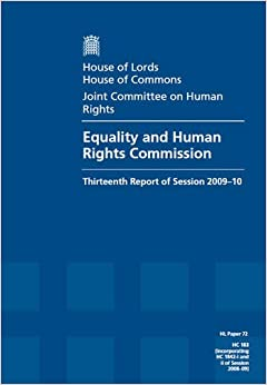 Equality & Human Rights Commission Essay Sample