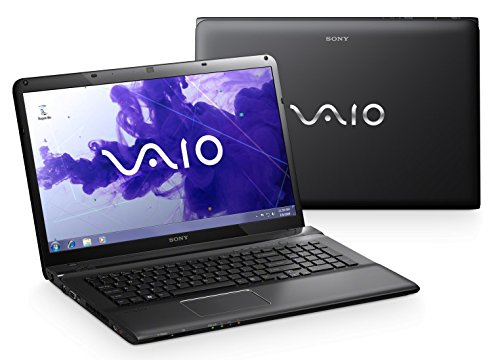 Sony VAIO VPCEC3AFX/BJ 17.3-in, Core-i5 2.53GHz 1080p, 4GB DDR3 memory, 500GB HDD, Blu-ray, Bluetooth, HDMI Laptop w/ 1GB ATI Mobility Radeon HD 5650 video card, Windows 7 Home Premium 64 bit (Ati Mobility Radeon 5650 compare prices)
