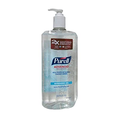 Purell Hand Sanitizer Original 1 LT