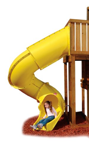 Turbo Tube Slide - Yellow