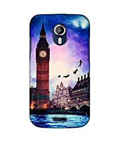 Pick Pattern Back Cover for Micromax A117 Canvas Magnus (MATTE)