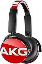 【国内正規品】AKG Y50 密閉型オンイヤーヘッドホン DJスタイル レッド Y50RED