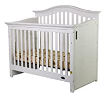 Hot Sale Dream On Me Electronic Wonder Crib II, White