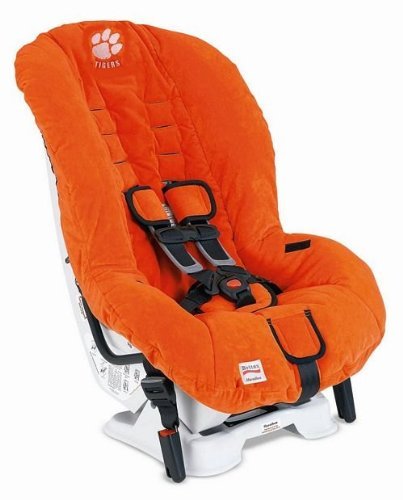 hot deal clemson britax marathon car seat cover. Black Bedroom Furniture Sets. Home Design Ideas