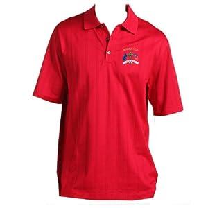 Official Ryder Nike TW Tiger Woods Drop Needle Polo Golf Shirt Men's Medium