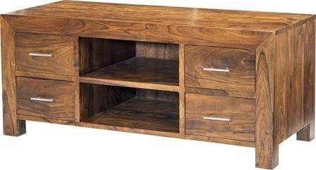 Cheap  Sheesham Rosewood Plasma/Lcd Tv Unit/Cabinet Indian Furniture