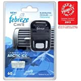 Febreze Car/Van/Caravan Primary Arctic Ice Air Freshener 7ml Fragrance 95210