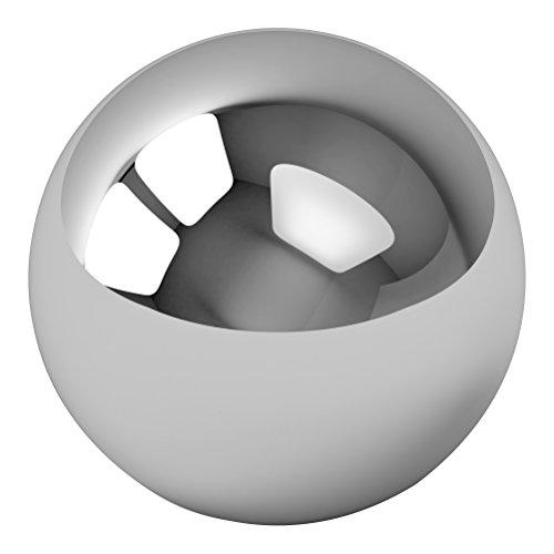 6 chrome steel premium Bling mirror finish pinballs (Pack of 6) (Pinball Machine Parts compare prices)