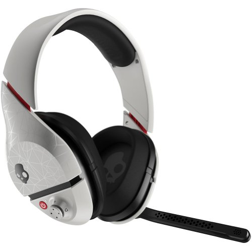 Skullcandy Plyr 2 With Mic Wireless Gaming Headphone - White / One Size
