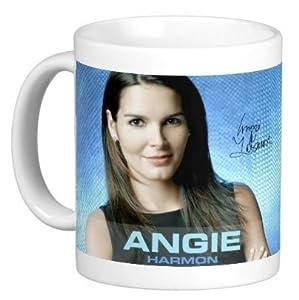Angie Harmon From Rizzoli & Isles Signed Autographed Mug - Printed Autograph Mug