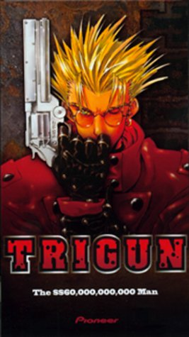 Trigun Vol. 1 -  The 60 Billion Dollar Man [VHS]