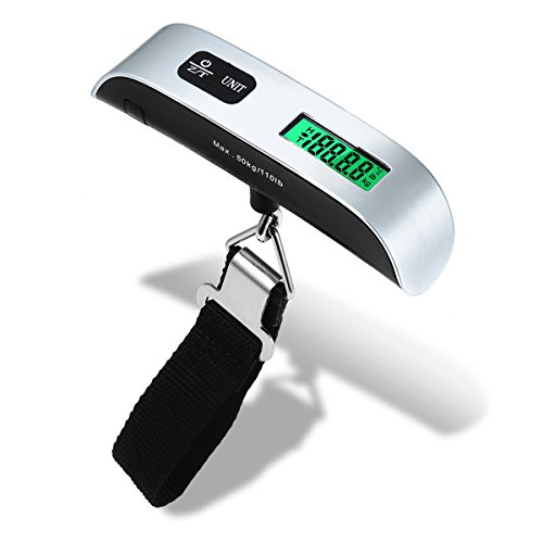 ENROSE Hand Carry Digital Luggage Scale Portable Travel Luggage Weight Scale (Go Go Boots Australia)