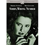 """Sorry, Wrong Number (Full Screen)""by Barbara Stanwyck"