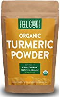 Certified USDA Organic Turmeric Powder (Curcuma longa) Turmeric powder is produced from pure turmeric rhizomes and is packed with curcumin, a strong antioxidant with powerful anti-inflammatory properties. Turmeric can support joint health, a strong d...