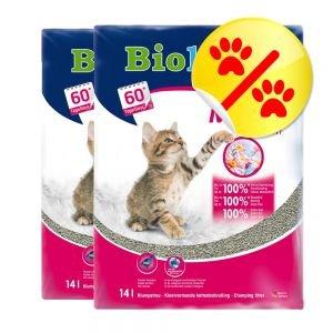 2-x-biokats-micro-fresh-14-l-katzenstreu-mit-sommerduft-mit-feiner-kornung