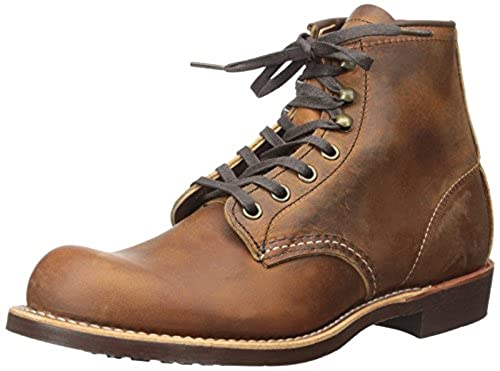 09. Red Wing Heritage Men's Blacksmith-M Work Boot