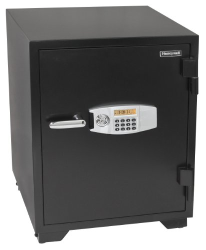 Details for Honeywell Model 2118 Steel Fire and Security Safe 3.44 Cubic Feet