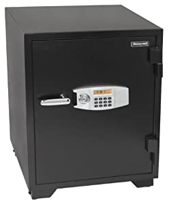 Honeywell Model 2118 Steel Fire and Security Safe 3.44 Cubic Feet by Honeywell