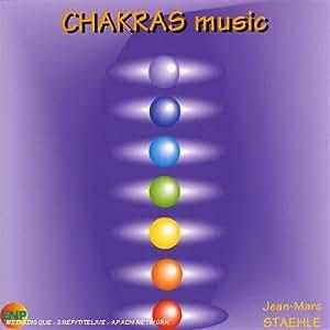 Chakras music CD
