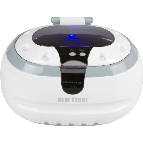 New Trent 2800 Ultrasonic cleaner for Jewelry, Eyeglasses and Dental with Digital Display 1 Pint capacity CD 2800A