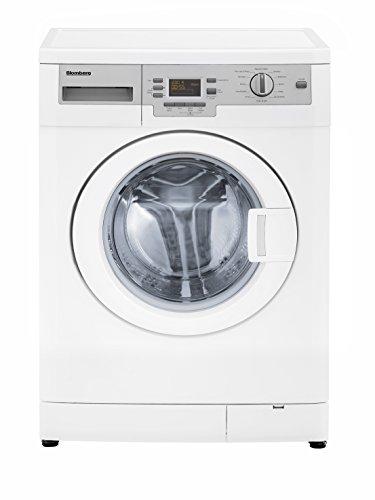 Blomberg Wm87120 Washing Machine, 12 Programs, 8 Kg Load Capacity, White