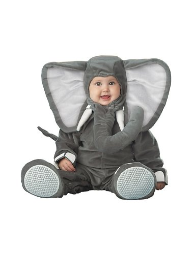 Toddler Boy's Costume: Lil Elephant Character 18M-2T