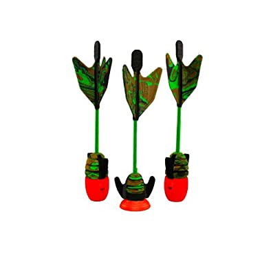 Air Hunterz Red Arrow Refills by Zing Toys