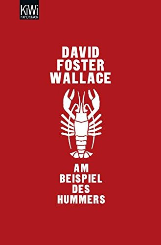 consider the lobster david foster wallace summary