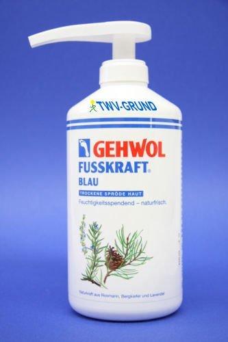 Gehwol Fusskraft Blue Crema per Piedi dalla Pelle Secca